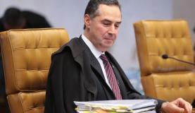 Ministro Roberto Barroso votou a favor do desconto dos dias parados - José Cruz/Agência Brasil