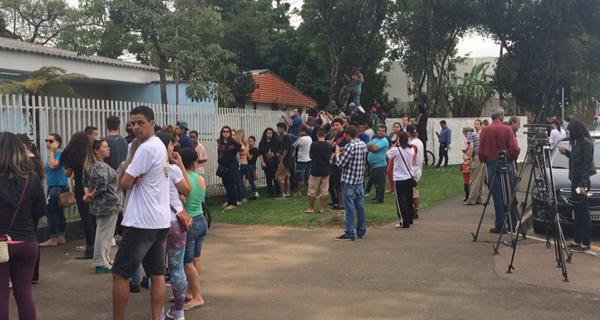 Adolescente de 17 anos é apreendido suspeito de matar estudante que ocupava escola de Curitiba