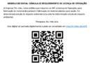 Editais comprovados digitalmente são realidade no Diário de Piraquara