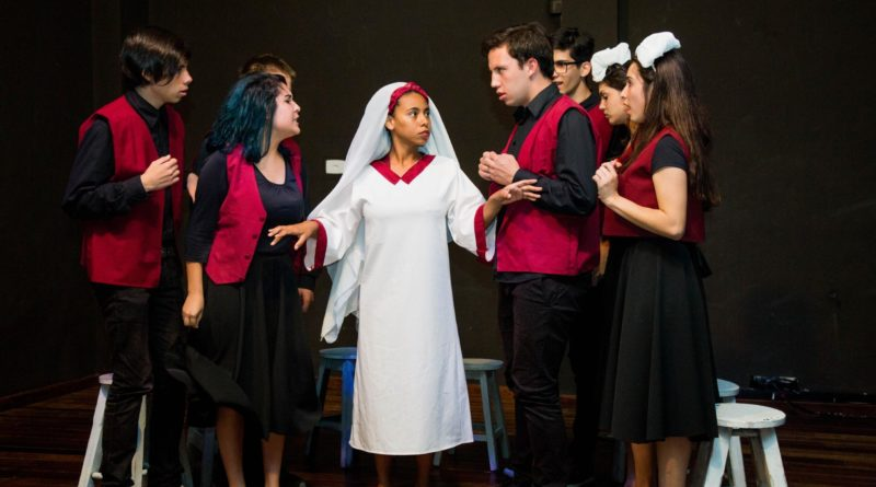 Teve início no último final de semana a IV Mostra de Teatro de Piraquara